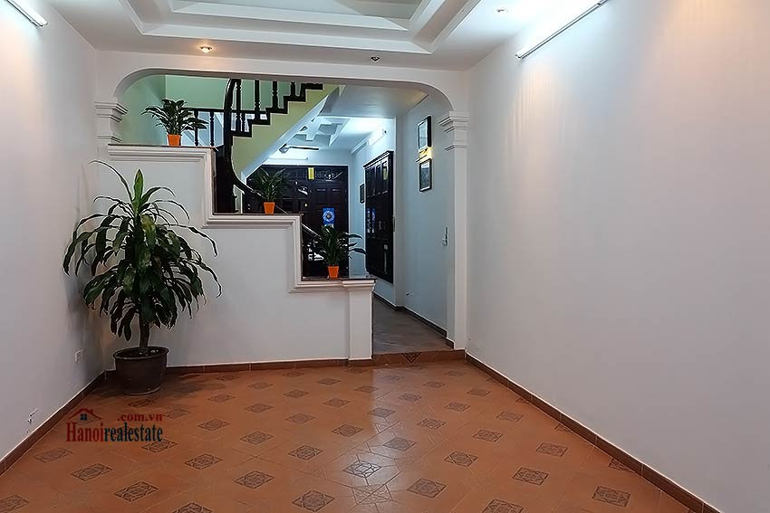 House 3BR in Ba Dinh, fully furnished 3