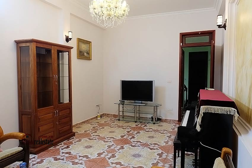 House 3BR in Ba Dinh, fully furnished 7
