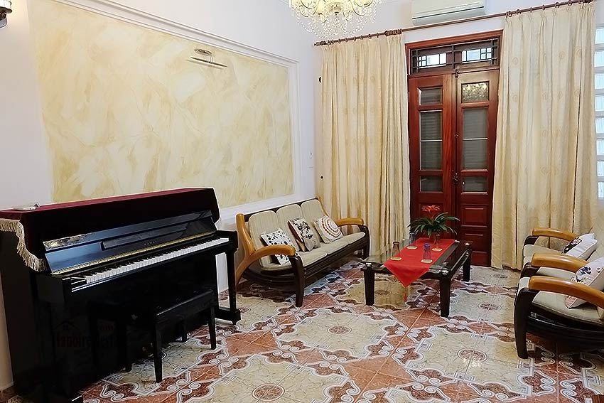 House 3BR in Ba Dinh, fully furnished 8
