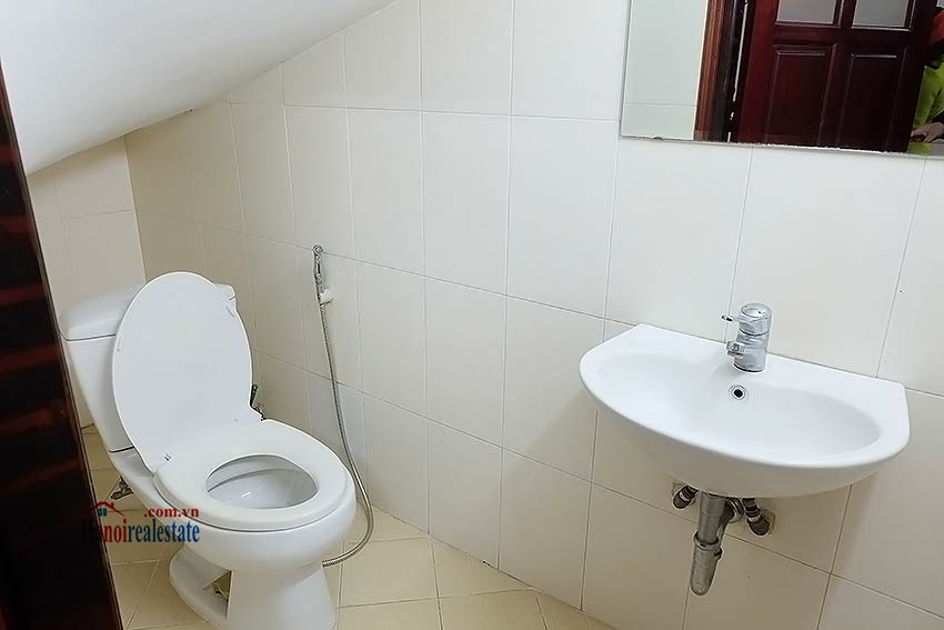 House 3BR in Ba Dinh, fully furnished 9