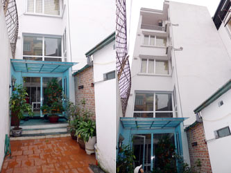 House to rent in Central Hanoi, modern 3 bedroom house for rent