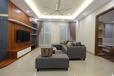 Incredible 03BRs apartment in L3 Ciputra, ready to move in from NOW