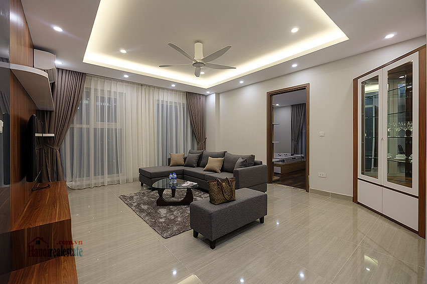 Incredible 03BRs apartment in L3 Ciputra, 154m2 1