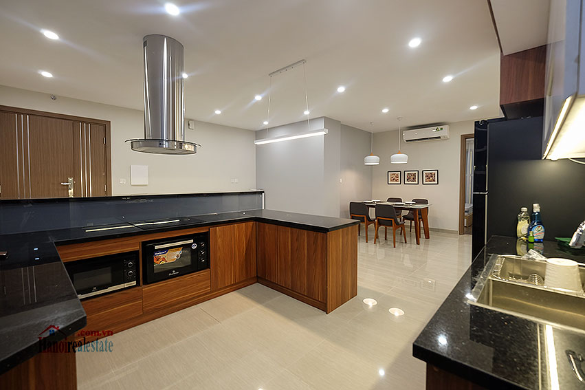 Incredible 03BRs apartment in L3 Ciputra, 154m2 10