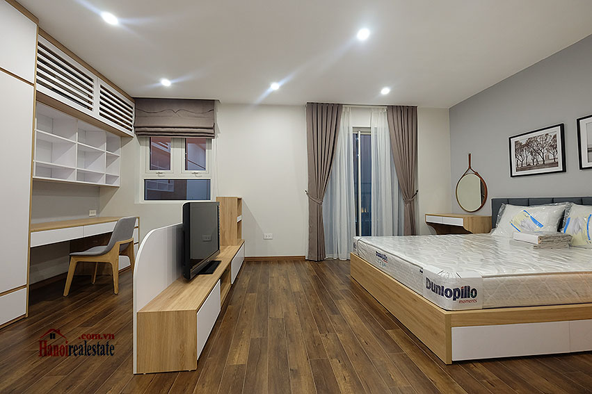 Incredible 03BRs apartment in L3 Ciputra, 154m2 11