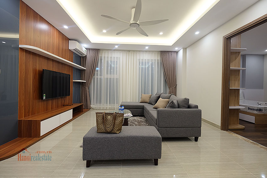 Incredible 03BRs apartment in L3 Ciputra, 154m2 2