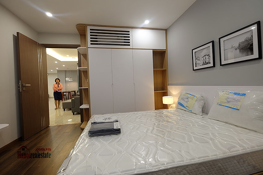 Incredible 03BRs apartment in L3 Ciputra, 154m2 21