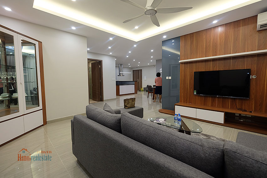 Incredible 03BRs apartment in L3 Ciputra, 154m2 3