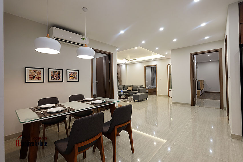Incredible 03BRs apartment in L3 Ciputra, 154m2 5