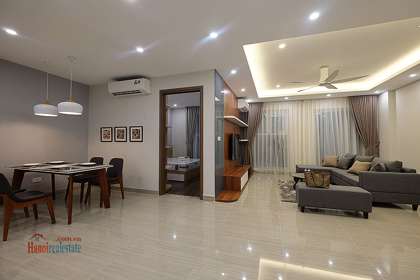 Incredible 03BRs apartment in L3 Ciputra, 154m2 6