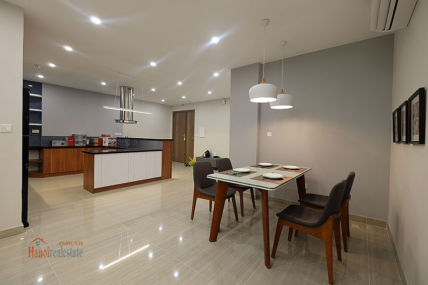 Incredible 03BRs apartment in L3 Ciputra, 154m2 7