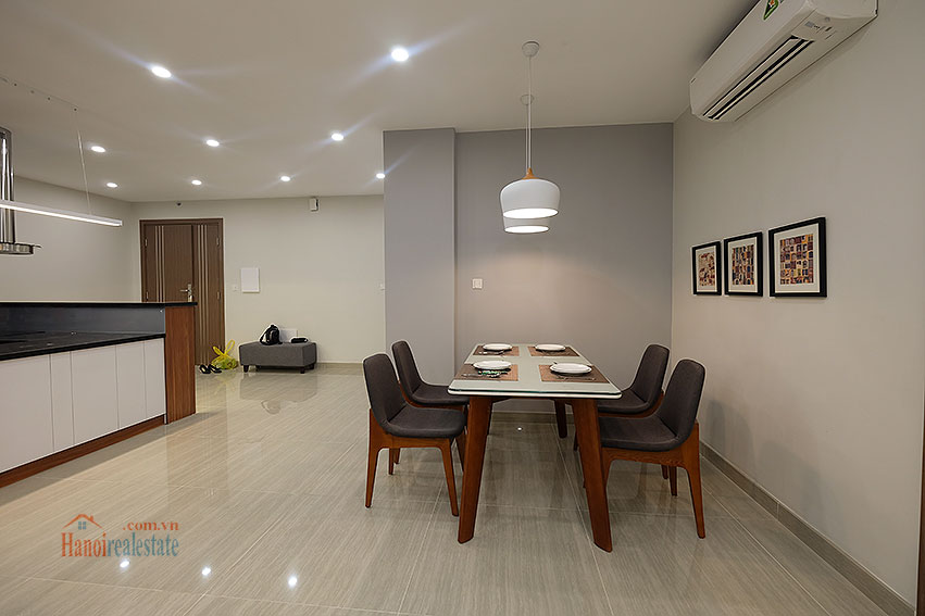Incredible 03BRs apartment in L3 Ciputra, 154m2 8
