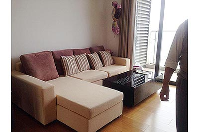 Moderrn 02 bedroom apartment for lease at IHP Indochina Plaza Hanoi