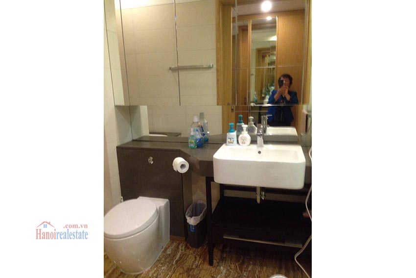 Indochina Plaza, Cau Giay: 02 bedroom apartment for long lease 10