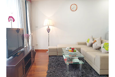 Japanese-style apartment, 02 bedrooms, 02 bathrooms for rent in Kim Ma