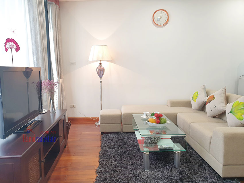 Japanese-style apartment, 02 bedrooms, 02 bathrooms for rent in Kim Ma 4