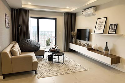 Kosmo Tay Ho: Brilliant 02BRs apartment on high floor, city view