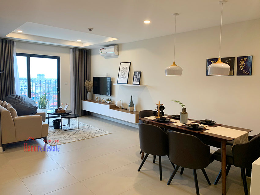 Kosmo Tay Ho: Brilliant 02BRs apartment on high floor, city view 1