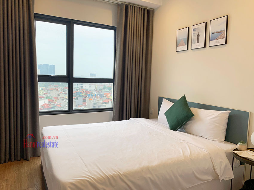 Kosmo Tay Ho: Brilliant 02BRs apartment on high floor, city view 10