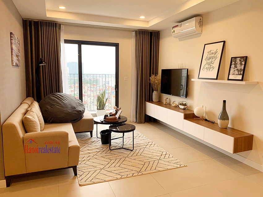 Kosmo Tay Ho: Brilliant 02BRs apartment on high floor, city view 2