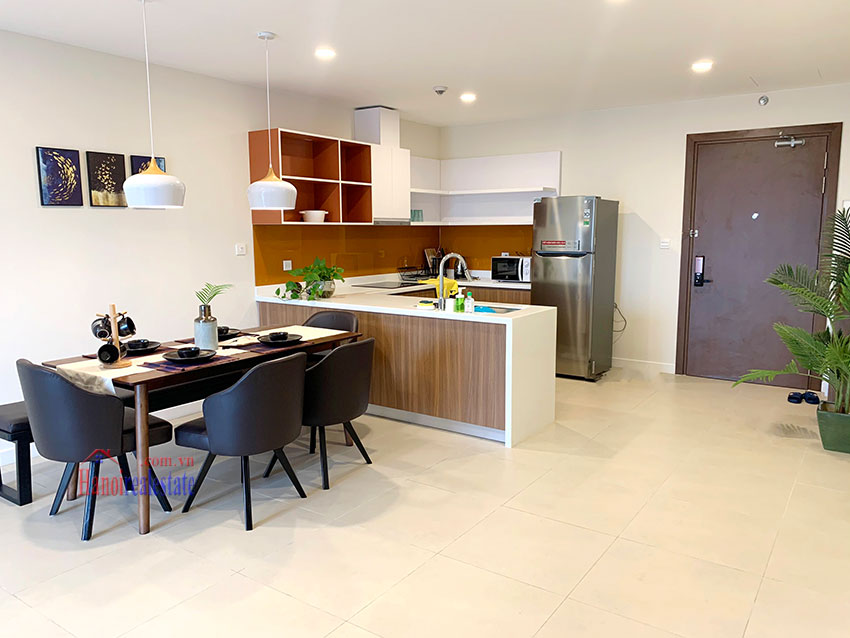 Kosmo Tay Ho: Brilliant 02BRs apartment on high floor, city view 3