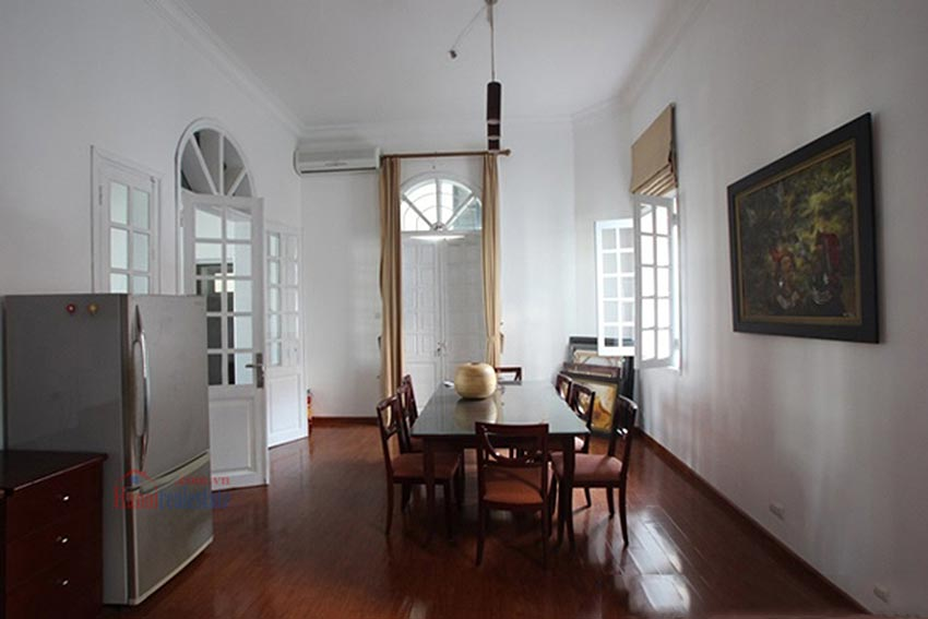 Charming Lake View house for rent in Nghi Tam, Tay Ho, Hanoi 16