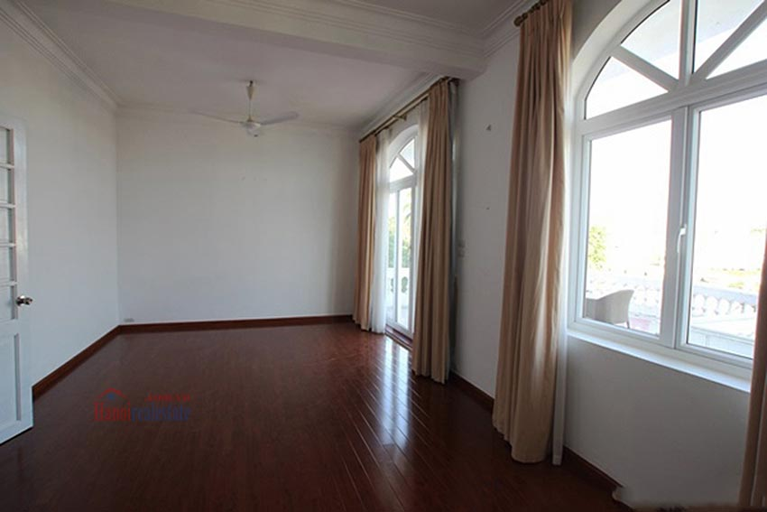Charming Lake View house for rent in Nghi Tam, Tay Ho, Hanoi 19