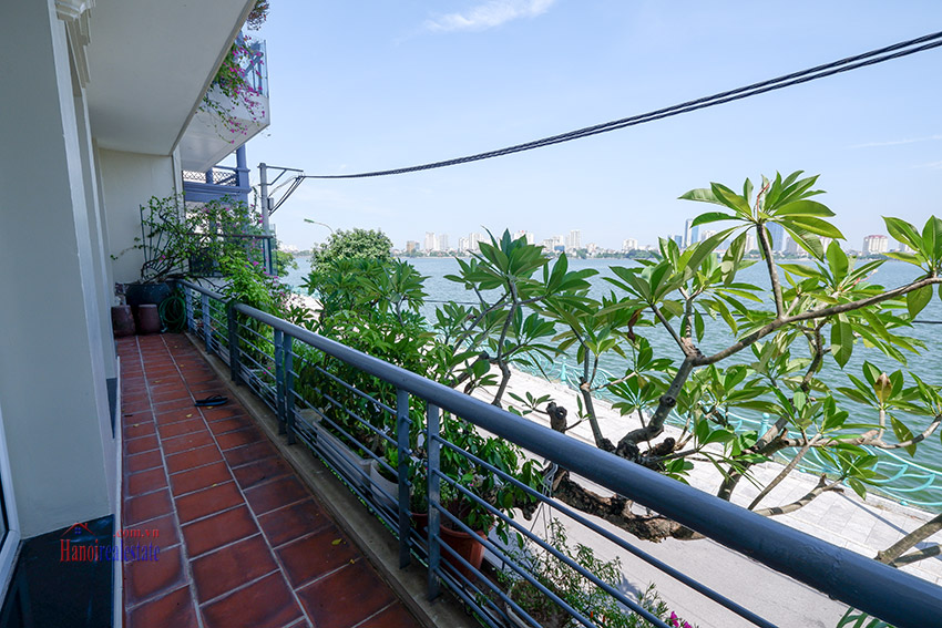 Modern Lakeside House Rental In Quang Khanh Str, Tay Ho, 4 Bedrooms 12