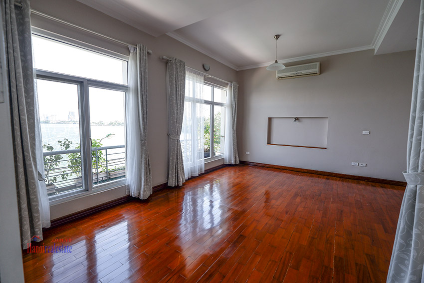 Modern Lakeside House Rental In Quang Khanh Str, Tay Ho, 4 Bedrooms 14