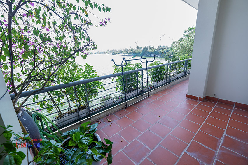Modern Lakeside House Rental In Quang Khanh Str, Tay Ho, 4 Bedrooms 20