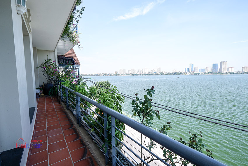Modern Lakeside House Rental In Quang Khanh Str, Tay Ho, 4 Bedrooms 21