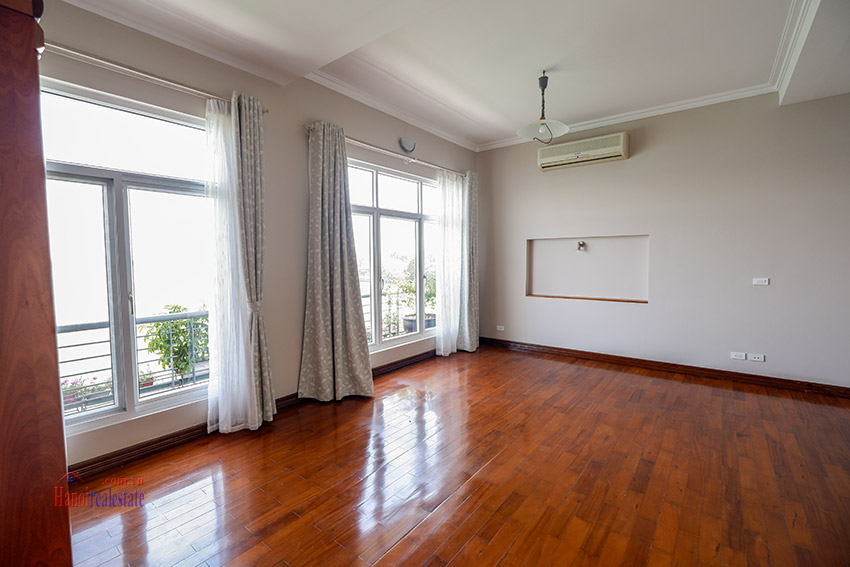 Modern Lakeside House Rental In Quang Khanh Str, Tay Ho, 4 Bedrooms 23