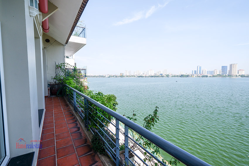 Modern Lakeside House Rental In Quang Khanh Str, Tay Ho, 4 Bedrooms 30