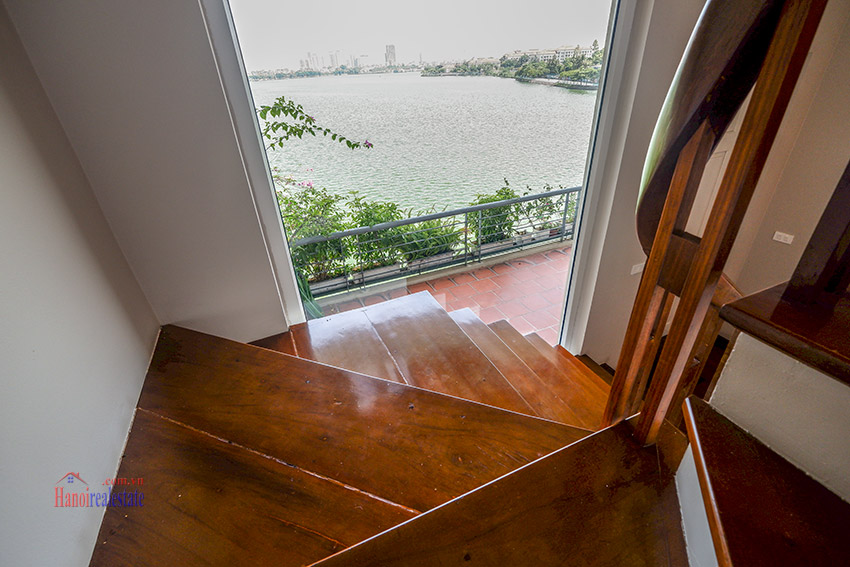 Modern Lakeside House Rental In Quang Khanh Str, Tay Ho, 4 Bedrooms 31