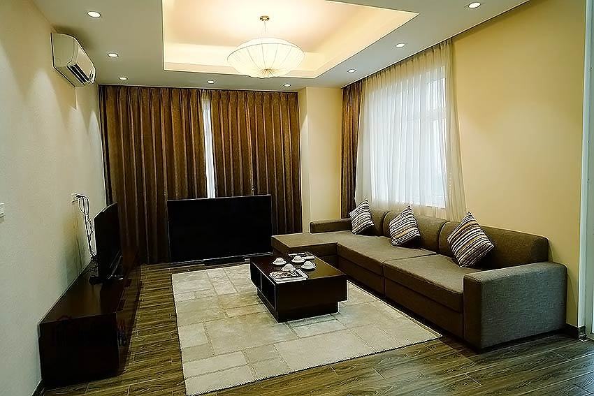Lakeview apartment in DMC Tower - Ba Dinh District, 03 bedrooms 1