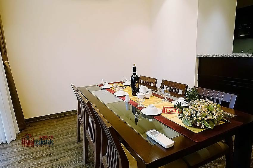 Lakeview apartment in DMC Tower - Ba Dinh District, 03 bedrooms 5