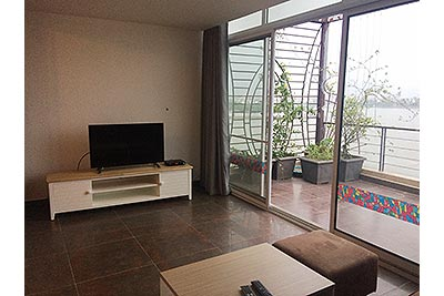 Lakeview brand-new apartment in Nhat Chieu, 01 bedroom