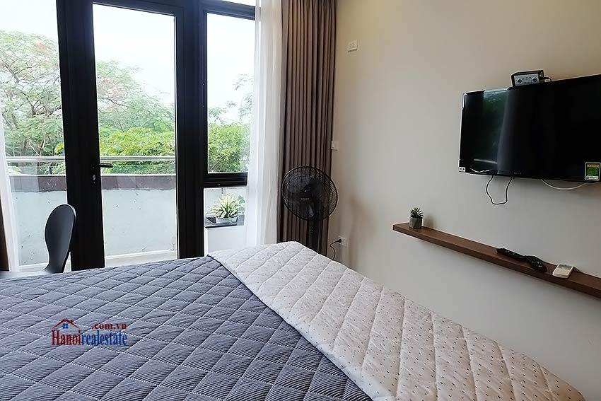 Lakeview studio serviced apartment in Nguyen Dinh Thi St 3