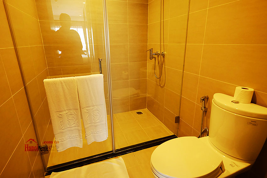 Lancaster: Brand new 03BRs serviced apartment, balcony with city view 8