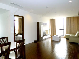 Lancaster Hanoi brand-new, modern furnished 3 bedroom apartment rental