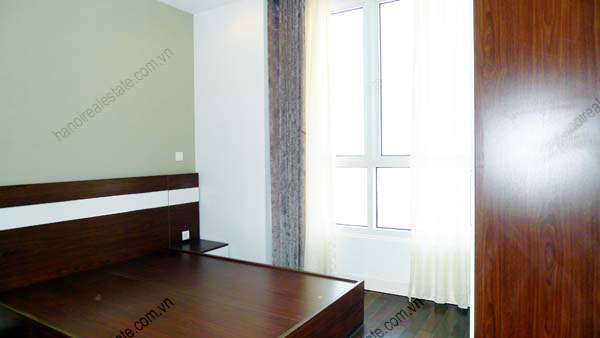 Lancaster Hanoi furnished apartment for rent on high floor, 3 bedrooms 10