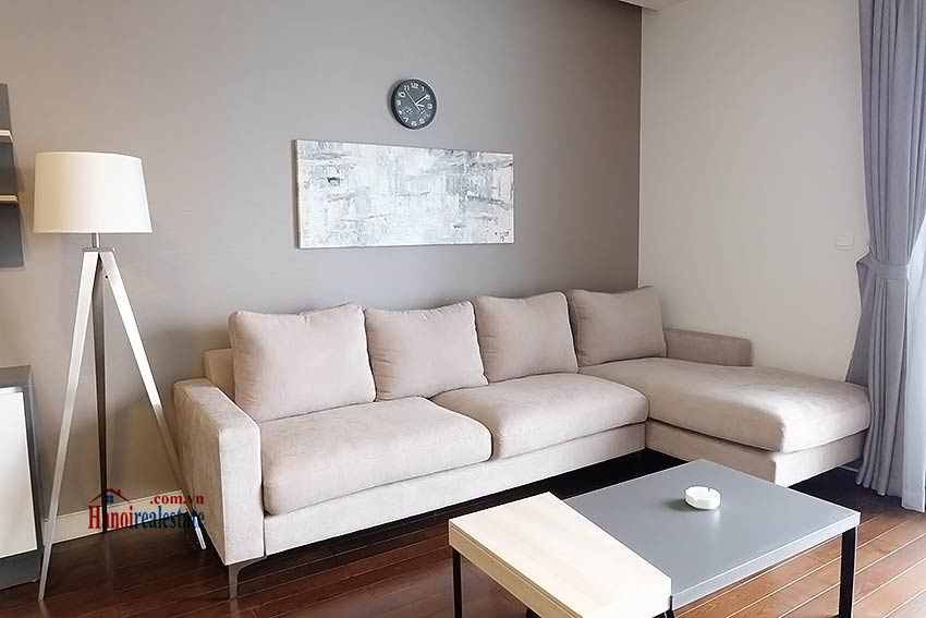 Lancaster Hanoi high standard serviced apartment to let with 04 bedrooms 4