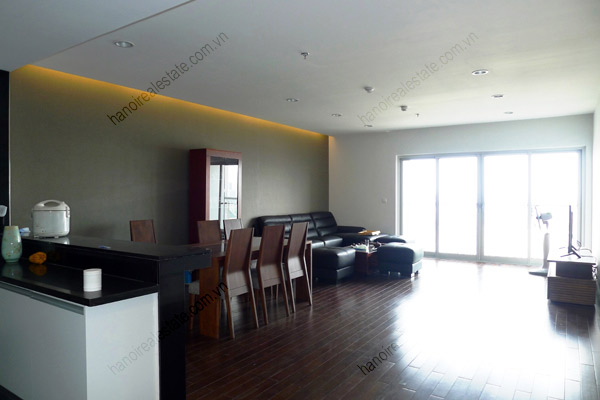 Lancaster Hanoi- luxury 3 bed room Apartment for rent in Ba Dinh, Hanoi 1