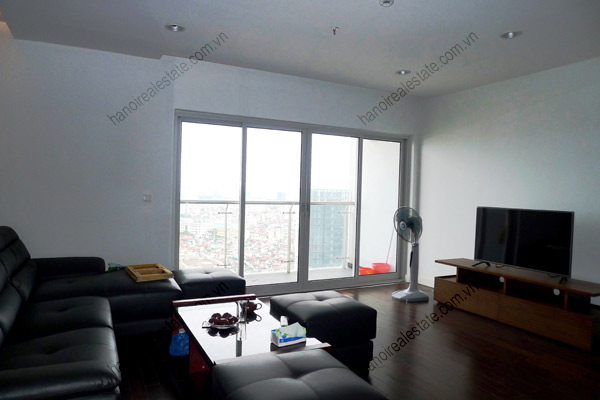 Lancaster Hanoi- luxury 3 bed room Apartment for rent in Ba Dinh, Hanoi 2