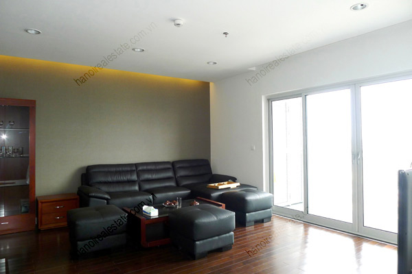 Lancaster Hanoi- luxury 3 bed room Apartment for rent in Ba Dinh, Hanoi 3