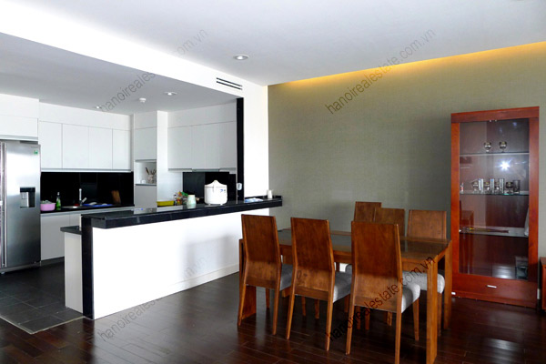 Lancaster Hanoi- luxury 3 bed room Apartment for rent in Ba Dinh, Hanoi 5