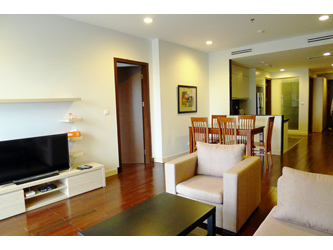 Lancaster Hanoi, Well Furnished 3 bedroom apartment for rent