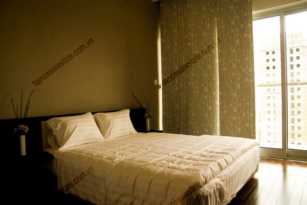 Lancaster Hanoi, Luxury bedroom serviced apartment for rent