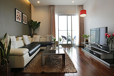 Lancaster: Luxurious 03BRs apartment with Giang Vo lake view