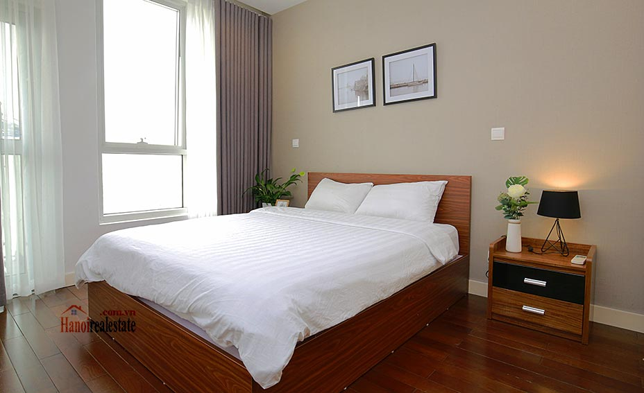 Lancaster: Luxurious 03BRs apartment with Giang Vo lake view 16